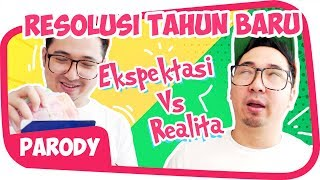 Download Video RESOLUSI TAHUN BARU Ekspektasi Vs Realita Wkwkwkwk MP3 3GP MP4