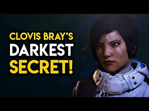 Destiny 2 - CLOVIS BRAY'S DARKEST SECRET! Cayde's Reboots, Exo Manipulation, MORE!