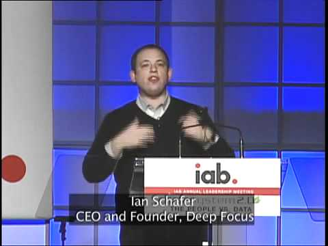 Ian Schafer Embraces Agency Evolution at the 2011 IAB Annual Leadership Meeting