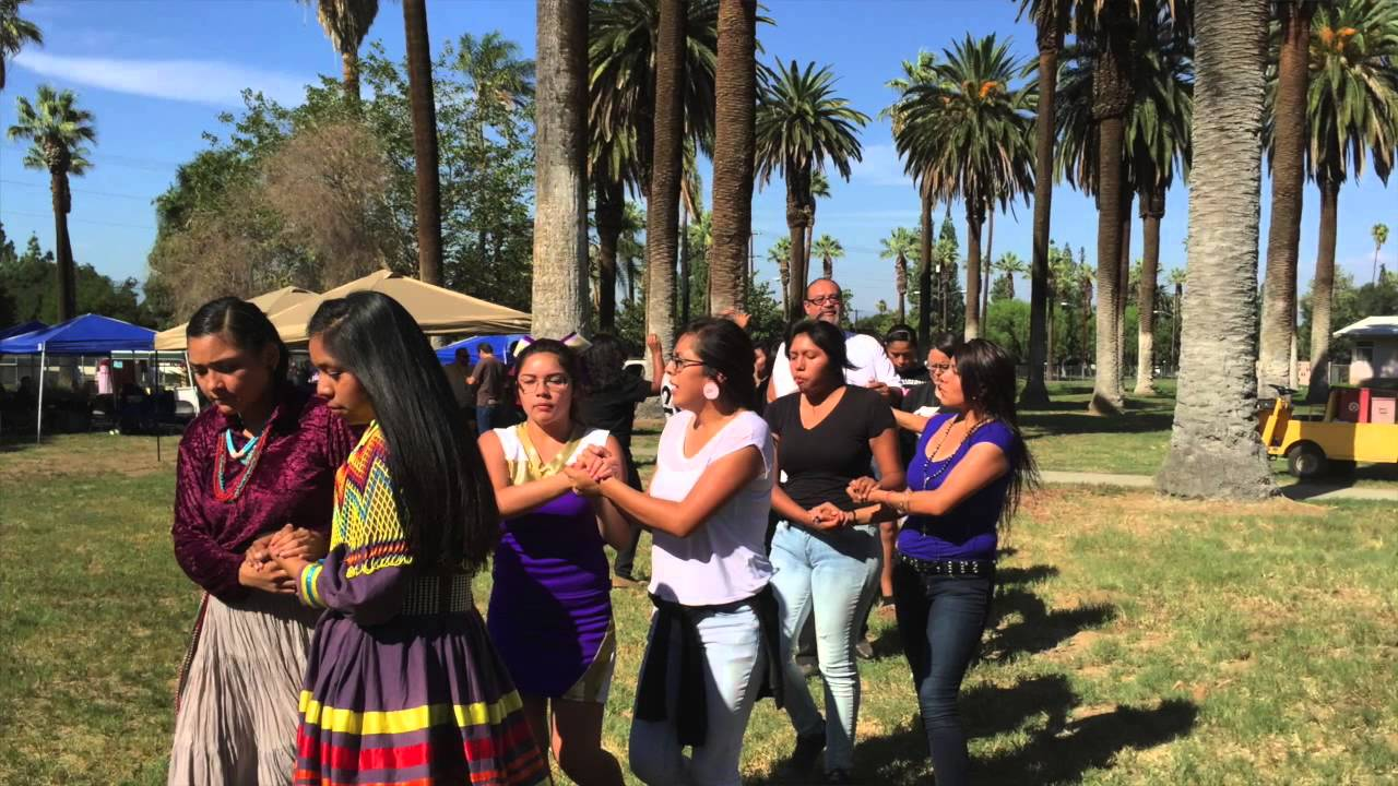 California Indian Day 2015 Sherman Indian H S Youtube