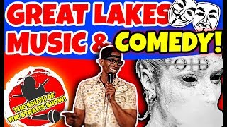 GREAT LAKES MUSIC AND COMEDY! - Void, Comedian Jay Hunter, HAPPY NEW YEAR 2020!