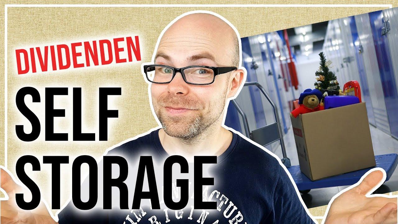 Dividenden mit Self Storage REITs verdienen: Public Storage & Extra Space Storage