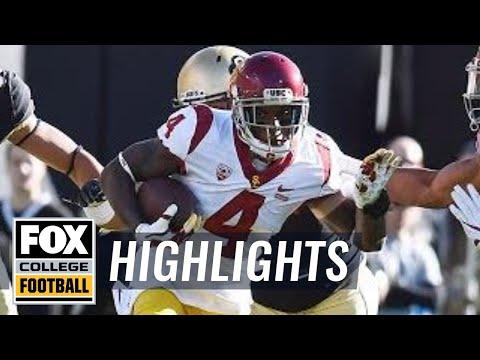 USC vs Colorado | Highlights | FOX COLLEGE FOOTBALL