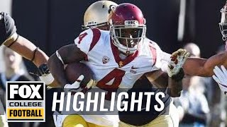 USC vs Colorado | Highlights | FOX COLLEGE FOOTBALL