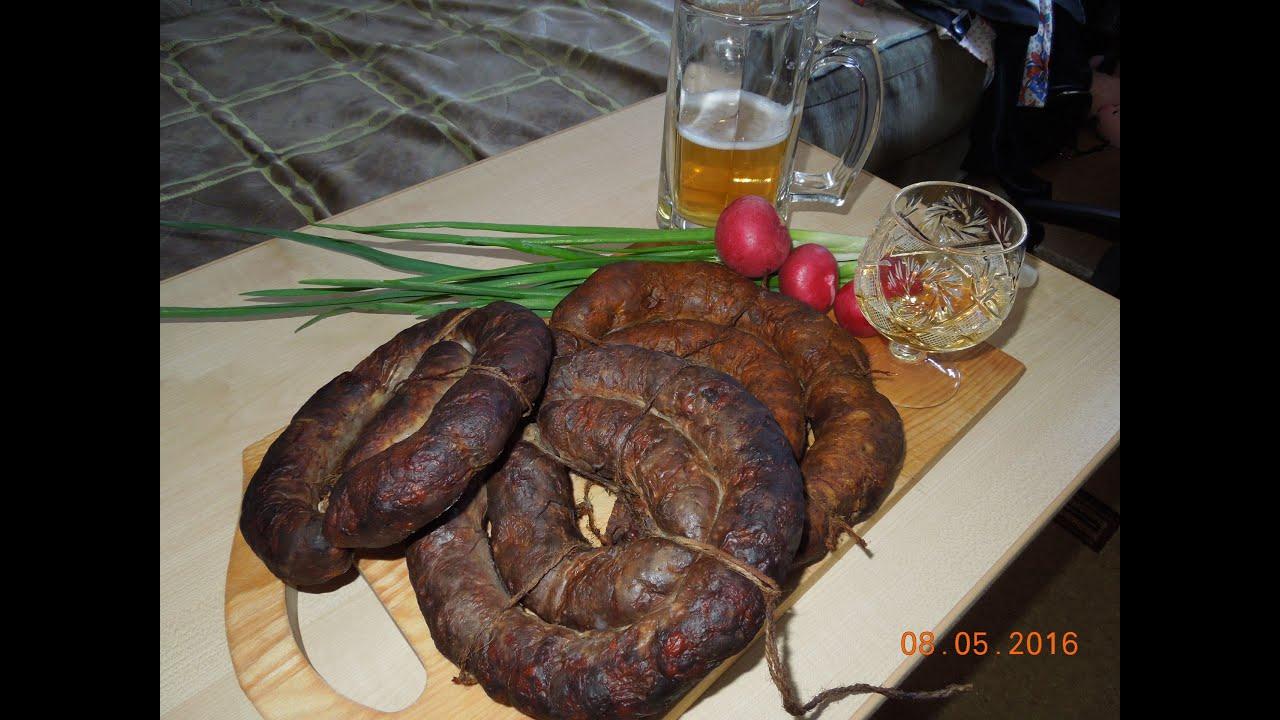 Колбаса домашняя самый вкусный рецепт горячего копчения