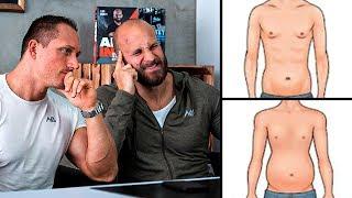 Muskelaufbau oder Fettabbau? 90% entscheiden sich falsch!
