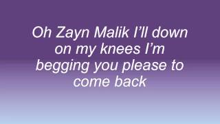 The Vamps - Zayn Malik (You