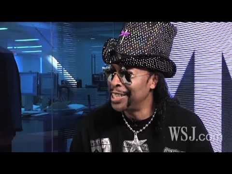 Bootsy Collins on Playing With James Brown, George Clinton