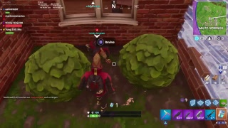 Fortnite season 5 win with martinezamerica stinky and otf