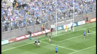 2014 Leinster SFC Final - Dublin v Meath - Kevin McManamon scores 1-06 from play!
