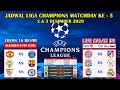 Jadwal Liga Champion Malam Ini Live SCTV ~ Liverpool VS Ajax UEFA Champions League 2020/2021