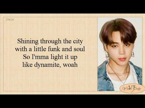 Download BTS (방탄소년단) - Dynamite (Lyrics)