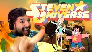 Steven Universe - Strong In The Real Way + Be Wherever You Are (Cover by Caleb Hyles) thumbnail