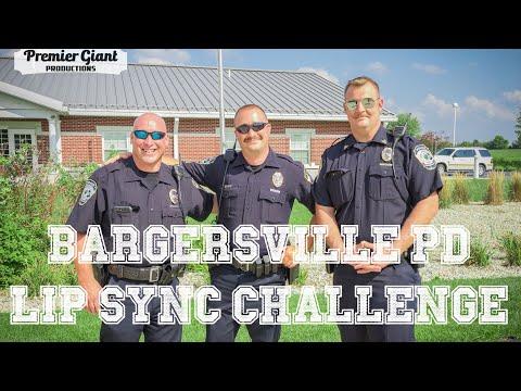 Bargersville PD Lip Sync Challenge