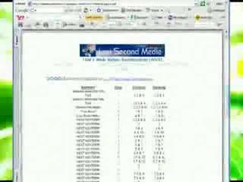 Web Video Syndication