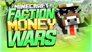 FACTIONS MONEY WARS! ( Minecraft Minigames - Money Wars Ep. 2 )