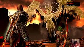 NEW GAME PLUS GIVE ME GOD OF WAR+ Gondul No Damage - God of War (UNIQUE NEW ARMORS)