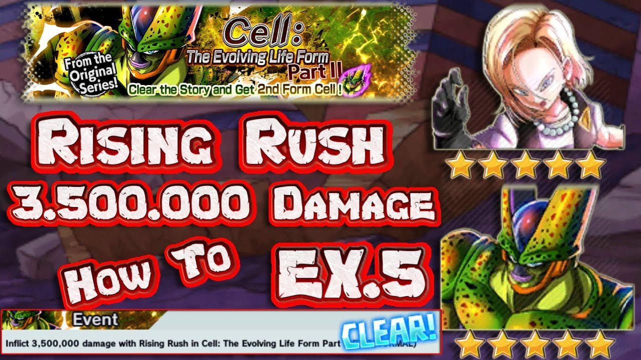 cell damage game