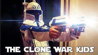 The Clone War Kids