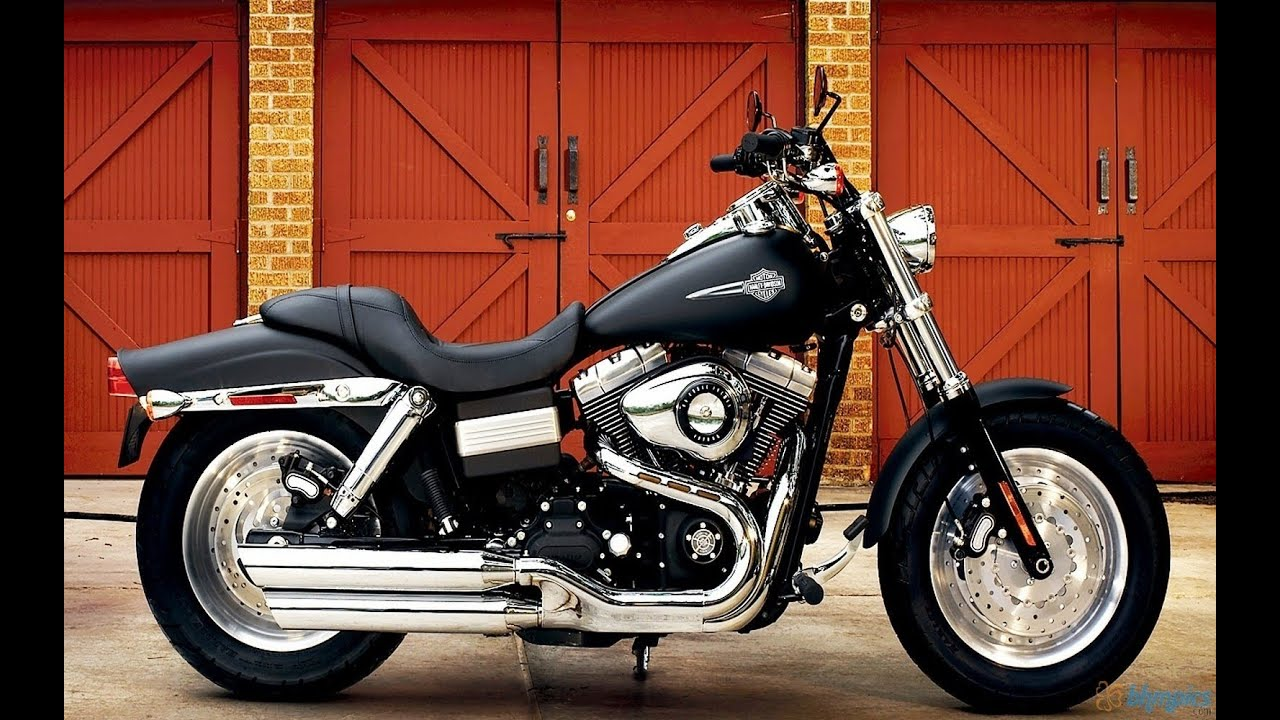 2013 Harley Davidson Fat Bob Now Launched In India !
