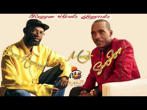 Reggae Souls Legends Beres Hammond Meet Sanchez Mix by djeasy