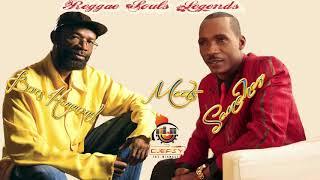 Reggae Souls Legends Beres Hammond Meet Sanchez Mix by djeasy - Stafaband
