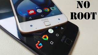 Customise navigation bar on ANY Android phone: NO ROOT!