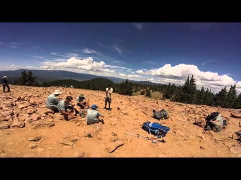 Philmont Scout Ranch 2016 GoPro