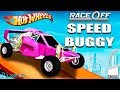 Hot Wheels Race Off - New Car Speed Buggy