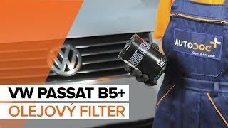 Demontáž Olejový filter online pokyny