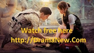 Video Descendants of the Sun - Korean Drama - Episode 1 English subbed download MP3, 3GP, MP4, WEBM, AVI, FLV Maret 2018