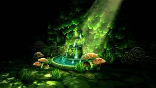 Celtic Fantasy Music | Hidden Grotto | Celtic Lute Music 🌸 1024
