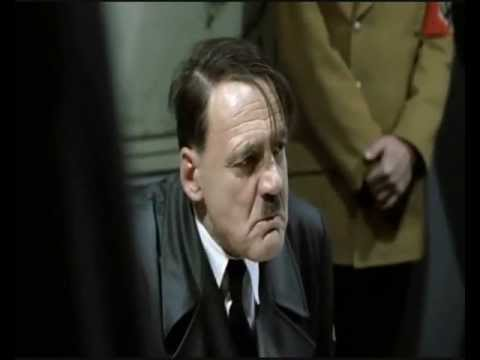 Chelsea vs Fulham 1-1, Hitler reacts.wmv