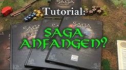 Einstieg in Saga - Was braucht man um Saga anzufangen?