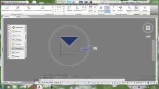 Урок 16  Динамические блоки перемещение, поворот, растягивание в AutoCAD (Автокад)