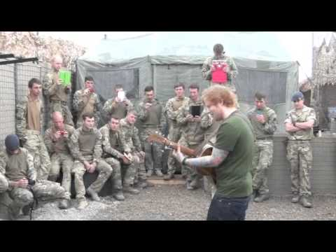 Ed Sheeran - You Need Me, I Don't Need You - Afghanistan