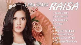 Playlist lagu galau populer hits lagu melow Raisa