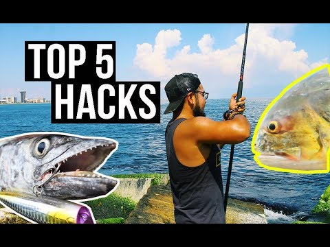 Top 5 Jetty Fishing Tips