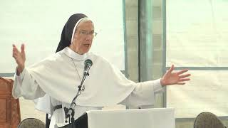 EC2018 Mother Assumpta OP,  The Eucharist Sacramental Sacrifice