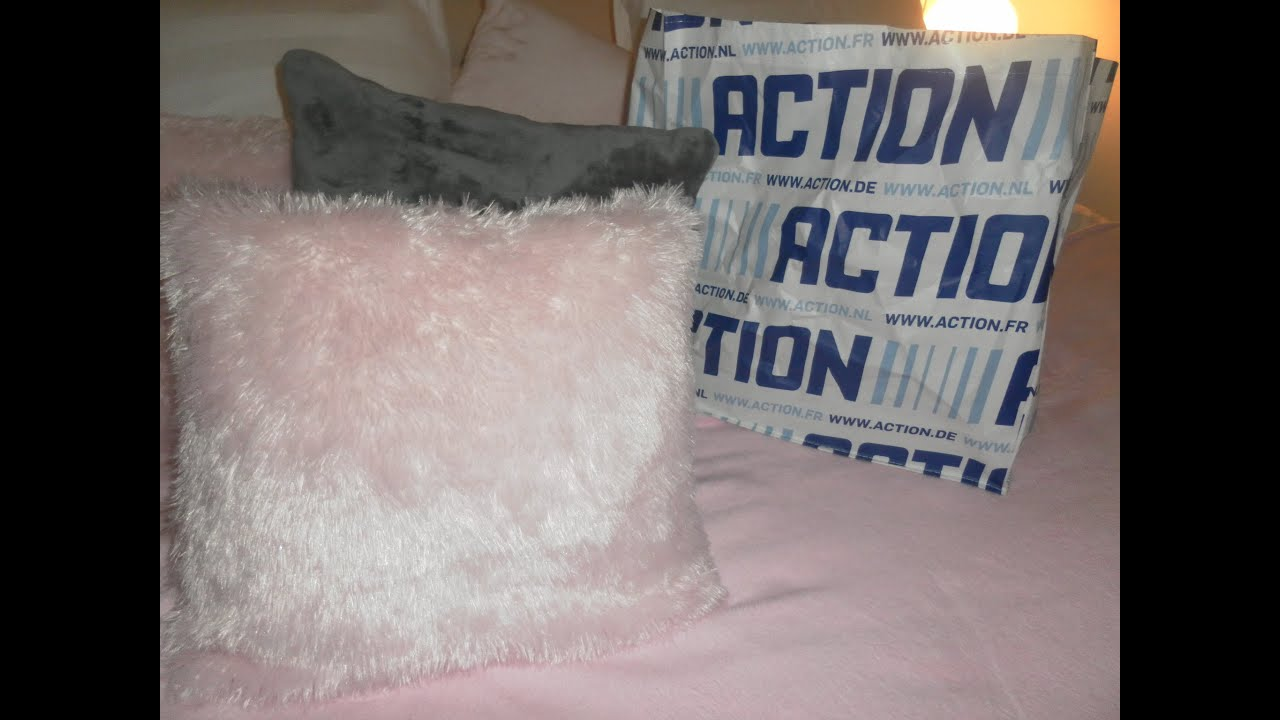 coussin action Haul ACTION   YouTube coussin action