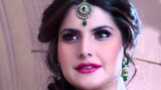 Zarin Khan photo shoot.