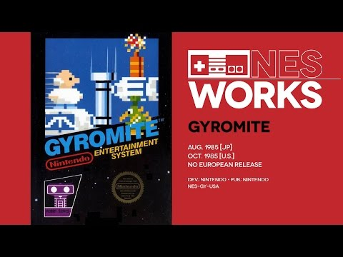 Gyromite and R.O.B. retrospective: Your plastic pal who's fun to be with | NES Works #013