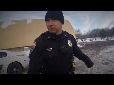 Wyoming PD & Chisago County SO Mannequin Challenge