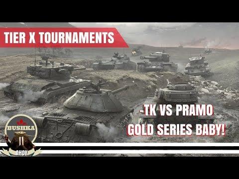 Wot Blitz Server Wars Pramo vs -TK