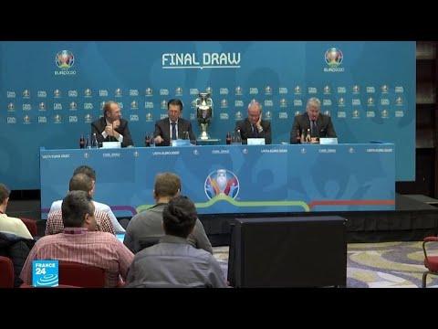 عشاق كرة القدم الأوروبية يترقبون إجراء قرعة بطولة أمم أوروبا 2020  - 15:59-2019 / 11 / 30