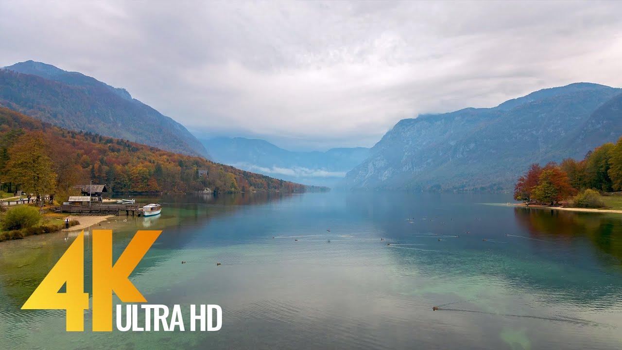Triglav National Park, Slovenia - 4K Nature Documentary Film. Part #1