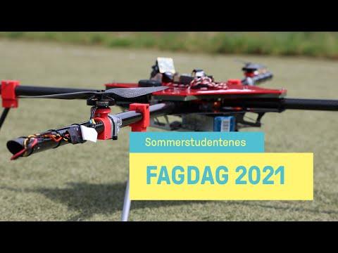 Sommerstudentenes Fagdag 2021