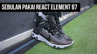 Video THE SNKRS - SETELAH SEBULAN PAKAI REACT ELEMENT 87 download MP3, 3GP, MP4, WEBM, AVI, FLV September 2018