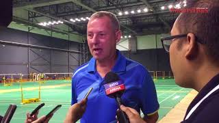 M'sian badminton stunned by Morten Frost resignation