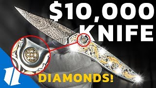 Would You Buy a $10,000 Knife? | Knife Banter Ep. 79